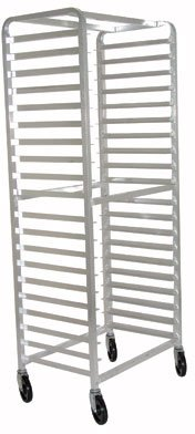 Advance Tabco 18'' Mobile Pan Rack Model PR20-3WS