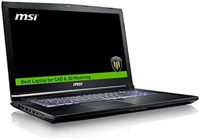 MSI WE72 7RJ-1032US IPS Level 17.3