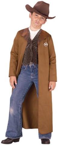 Fun World Viejo Oeste Sheriff Disfraz de niños: Amazon.es ...