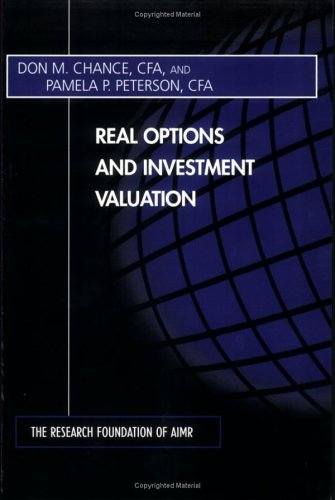 Real option investment technology