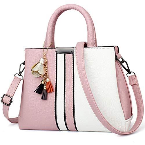 Pink New Fashion Pink Summer Shoulder Shoulder Summer Bag New Fashion Summer Bag Ladies Fashion Bag Ladies New Bag qSC8wTn