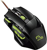 Mouse Optico Xgamer Multilaser Fire Button Usb 2400Dpi - MO208