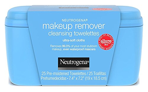 Neutrogena Makeup Remover Cleansing Towelettes - 25 ct - 2 (Purpose Towelettes)