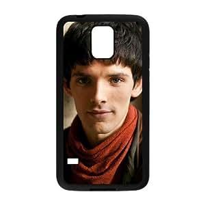 Samsung Galaxy S5 Phone Cases Black Merlin DOC286723