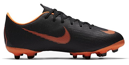 Homme Black Orange Chaussures Total Noir Mercurial Black de Football Total Academy w Nike XII 081 Vapor Orange MG z8fxqfZRw