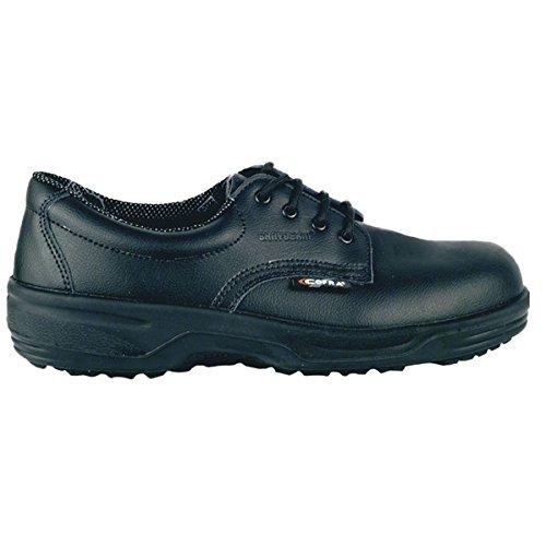 "Cofra 34443–009.w43Talla 43S2SRC–Zapatillas de seguridad ""Nettuno Color Negro"
