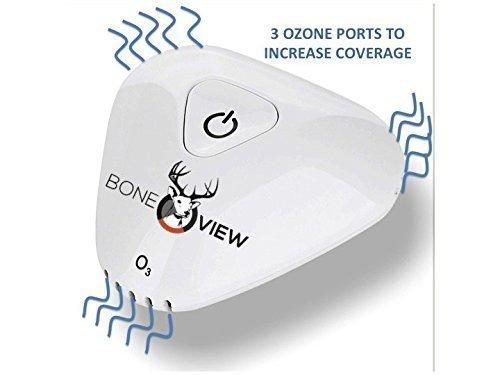 Boneview Ozone Generator Lithium Battery Powered Odor