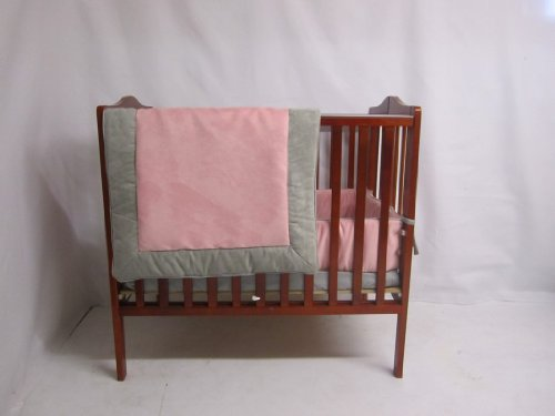 Baby Doll Bedding Zuma Mini Crib/ Port-A-Crib Bedding Set...