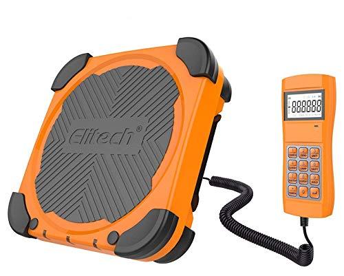 Elitech Lmc-300 a Electronic réfrigérant chargement/Restaurer Échelle 149,7 kilogram/150kg (piles incluses)
