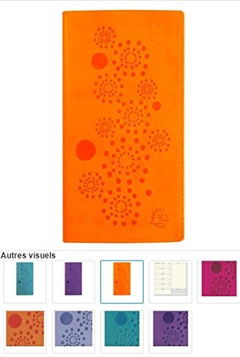 Exacompta - Agenda semanal (SAS 17 Flora - 9 x 17 cm - siete ...