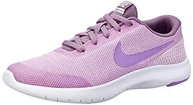 Nike Australia Girls Flex Experience RN 7 (GS) Fashion Shoes, Light Arctic Pink/Fuchsia Glow-Violet Dust, 3.5 US