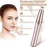 Eyebrow Shaper,Cadeya Electric Flawless
