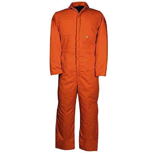 orange coveralls insulated - 6