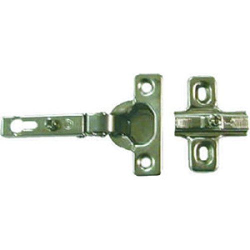 90 Degree NP Sprung Concealed Hinges (1 Pair) - 26mm Centurion CH157P