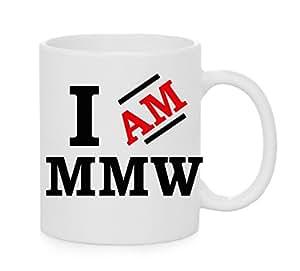 Yo Soy MMW Taza Oficial