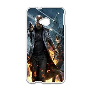 The Avengers FG0071009 Phone Back Case Customized Art Print Design Hard Shell Protection HTC One M7