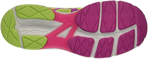 Gel Chaussures 8 Glow de Giallo Yellow Asics Black Pink Femme Safety Phoenix Gymnastique HdtaOWqx