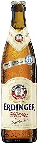Cerveja Erdinger, Weissbier, Garrafa, 500ml 1un