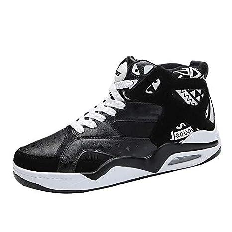 Hvoz - Zapatillas de Baloncesto para Hombre, Transpirables ...