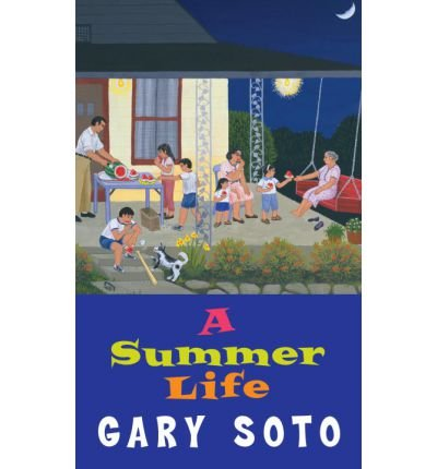 an analysis of the allusion and imagery in gary sotos a summer life In an excerpt from his autobiographical narrative, a summer life, gary soto looks   he has as an adult through the use of similes, imagery, and personification.