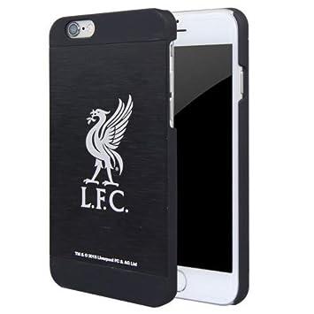 best authentic d8e07 fc160 iPhone 6 / 6S Aluminium Case - Liverpool F.C: Amazon.co.uk: Sports ...