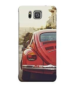 Fuson Designer Back Case Cover for Samsung Galaxy Alpha :: Samsung Galaxy Alpha S801 :: Samsung Galaxy Alpha G850F G850T G850M G850Fq G850Y G850A G850W G8508S :: Samsung Galaxy Alfa (beautiful design wallpaper texture )