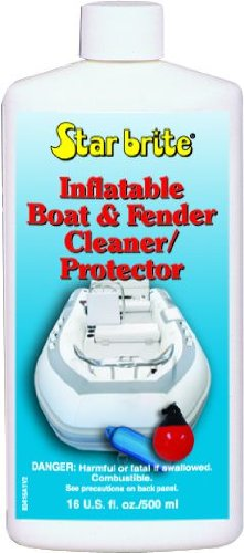 Inflatable boat and fender cleaner/protector (For PVC