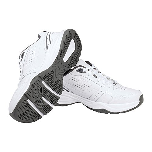 Shoe Grey Signature 9 Kirkland Men's White Athletic WRn4WSvxBw