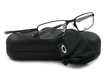 11dd179747 Image Unavailable. Image not available for. Color  Oakley OX3033 Socket 4.0  Matte Black Light Eyeglasses 53mm