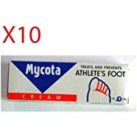 MYCOTA FOOT CREAMx10