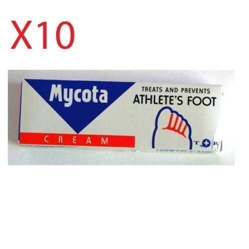 MYCOTA FOOT CREAMx10 by Mycota