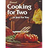 Cooking for Two, Sunset Publishing Staff, 0376023317