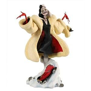 Grand Jester Studios Cruella Devil Figurine, 9.5-Inch