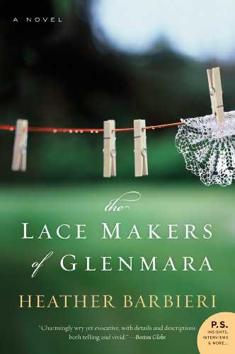 The Lace Makers of Glenmara: A Novel cover