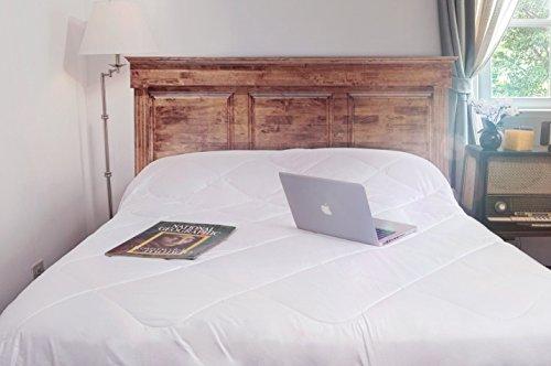 Deluxe Hypoallergenic Royal Alpaca Duvet Comforter covered 100% Peruvian Pima Cotton 600-threads, Extra-KING (106