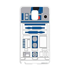 Star Wars the Clone Wars Pattern Plastic Case For Samsung Galaxy Note4