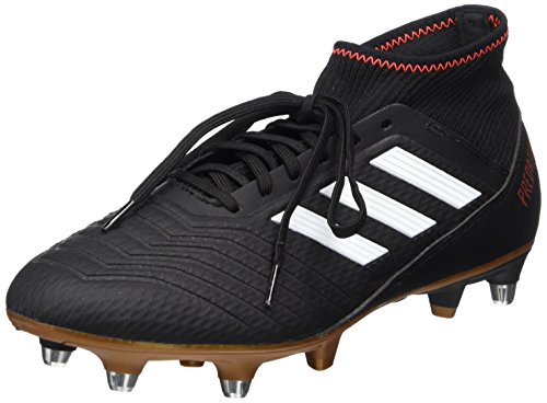 de Solar adidas Ftwr Homme Core Ftwr Solar Chaussures Noir Black Red Core Red Football 3 White SG Predator White Black 18 qwSw4HX