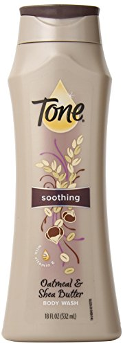 Tone Soothing Oatmeal And Shea Butter Body Wash