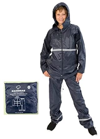 Vetement de pluie Vé lo Scooter Moto tenue pour la pluie 2 PARTIES (taille L) coserdis.com 1