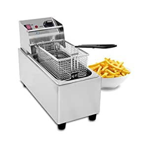 Deep Fryer Review America Test Kitchen