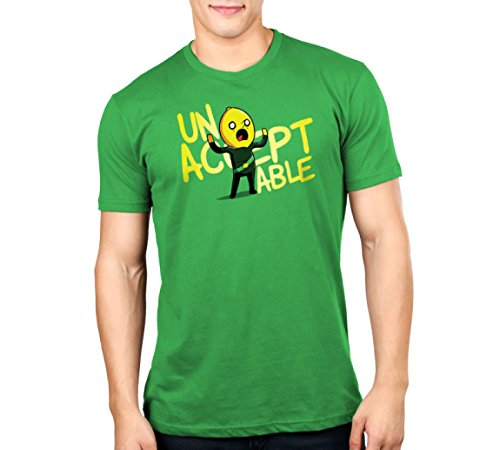 Adventure Time Unacceptable! T-Shirt / Standard Unisex / XL
