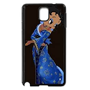 Betty Boop Samsung Galaxy Note 3 Cell Phone Case Black present pp001_9629085