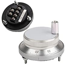 5V 100PPR Eletronic Hand Wheel Pulse Encoder CNC Mill Router Manual Control