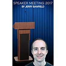 Speaker Meeting 2017