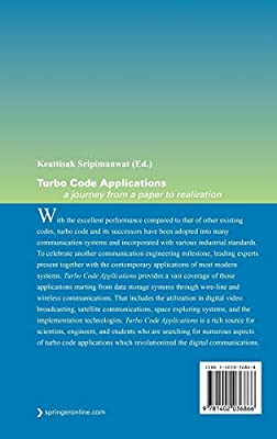 Turbo Code Applications: A Journey from a Paper to Realization