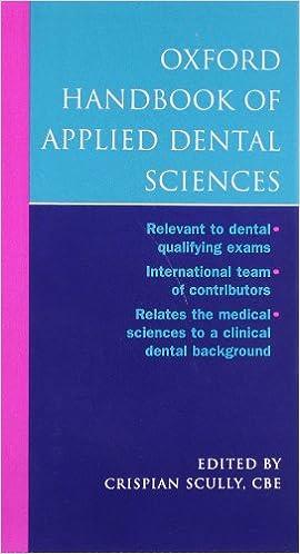Ebook oxford dental