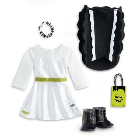 American Girl Mod Monster Costume for Dolls - Truly Me 2015 -