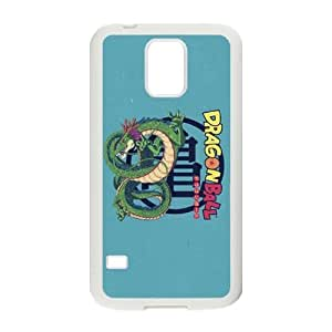 Qxhu Anime Dragon Ball Z patterns Pattern Protective Hard Phone Cover Case for SamSung Galaxy S5 I9600