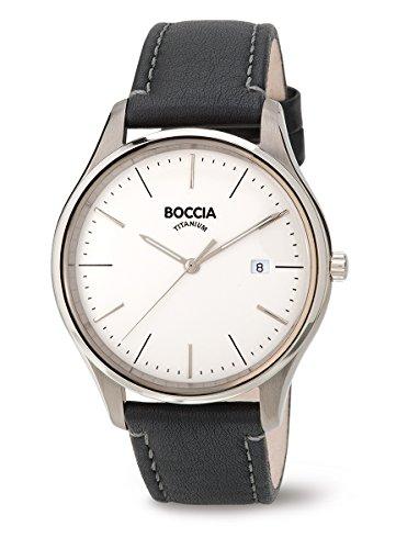 3587-01 Boccia Titanium Mens Watch