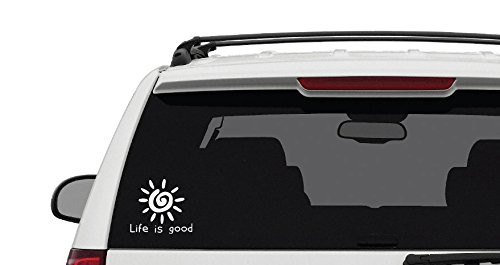 Life Is Good Bumper Sticker product image